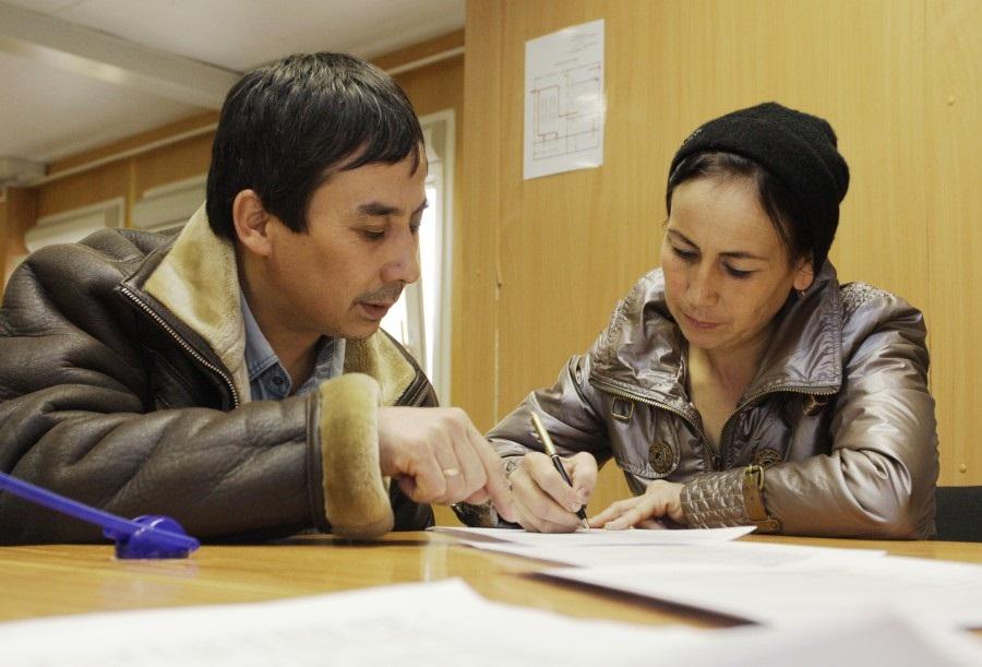 Легализация апатридов в РФ