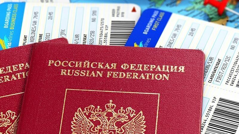 Летать по России по загранпаспорту