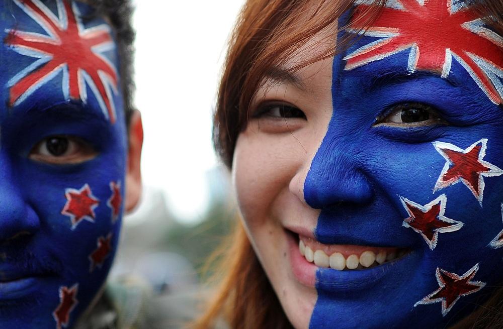 Население Новой Зеландии