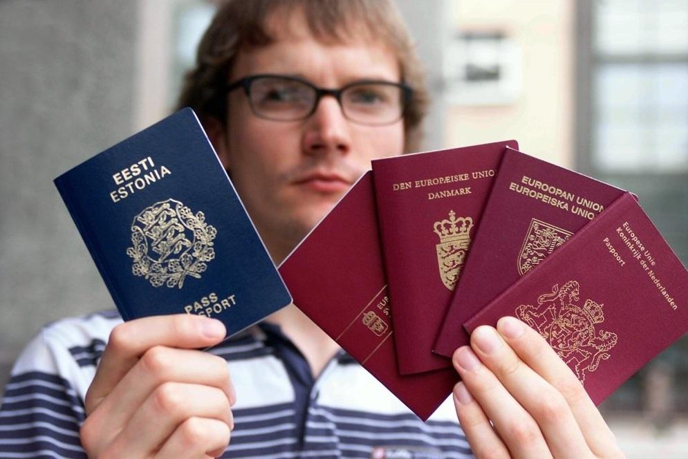 Отказ от эстонского гражданства