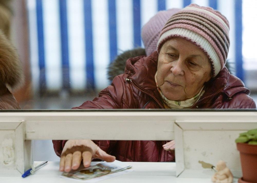 Получение пенсии по временному удостоверению личности