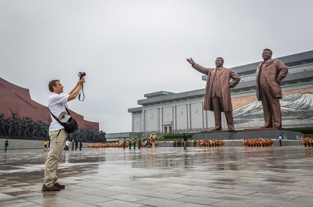 Путешествие в КНДР
