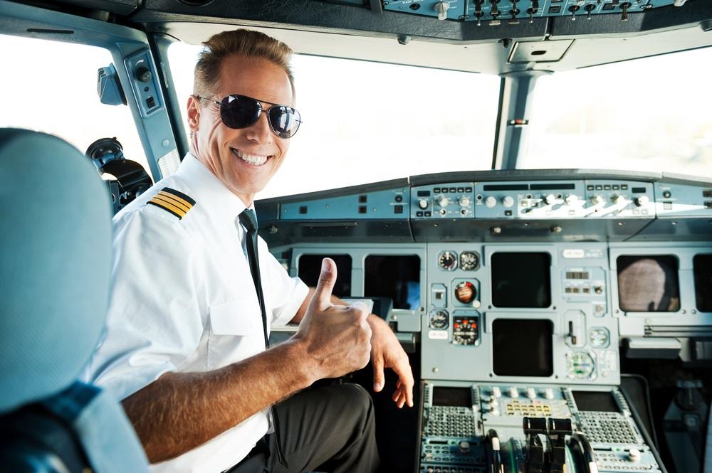 Работа пилота
