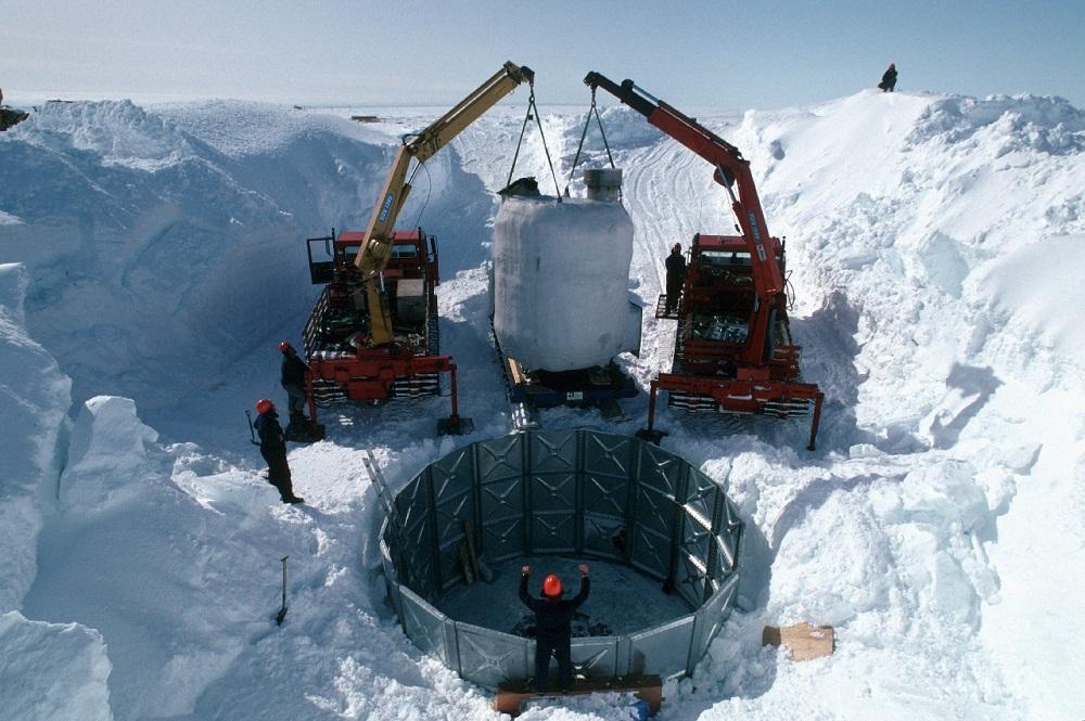 Ресурсы Антарктиды
