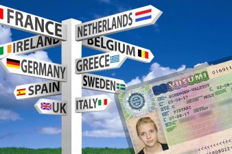 Шенгенская виза срочно
