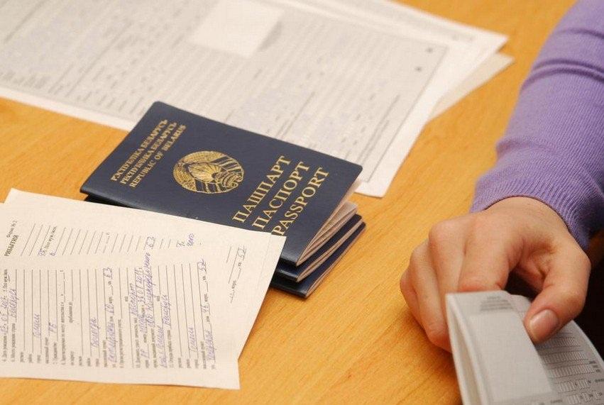 Условия и форма уведомления о подтверждении проживания иностранного гражданина