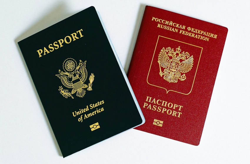 Двойное гражданство США и РФ