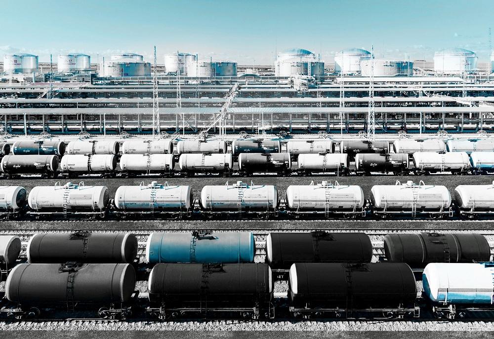 Экспорт нефтепродукции