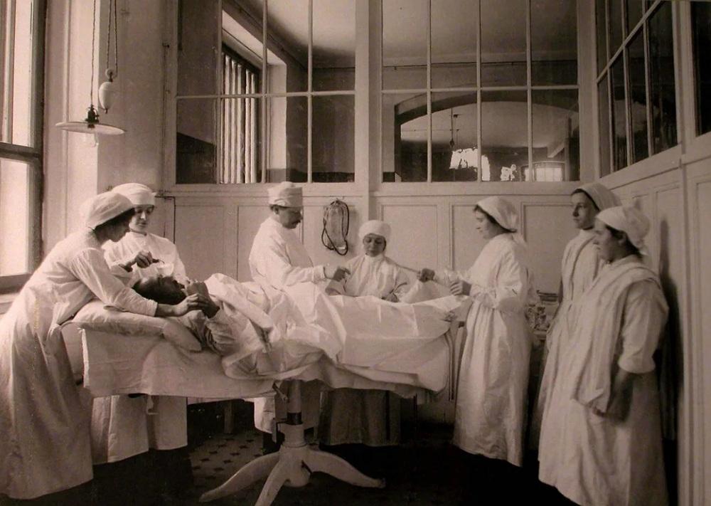 Европейская медицина XVIII-XIX веков