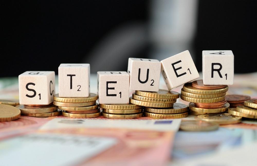 Налог с продаж в германии