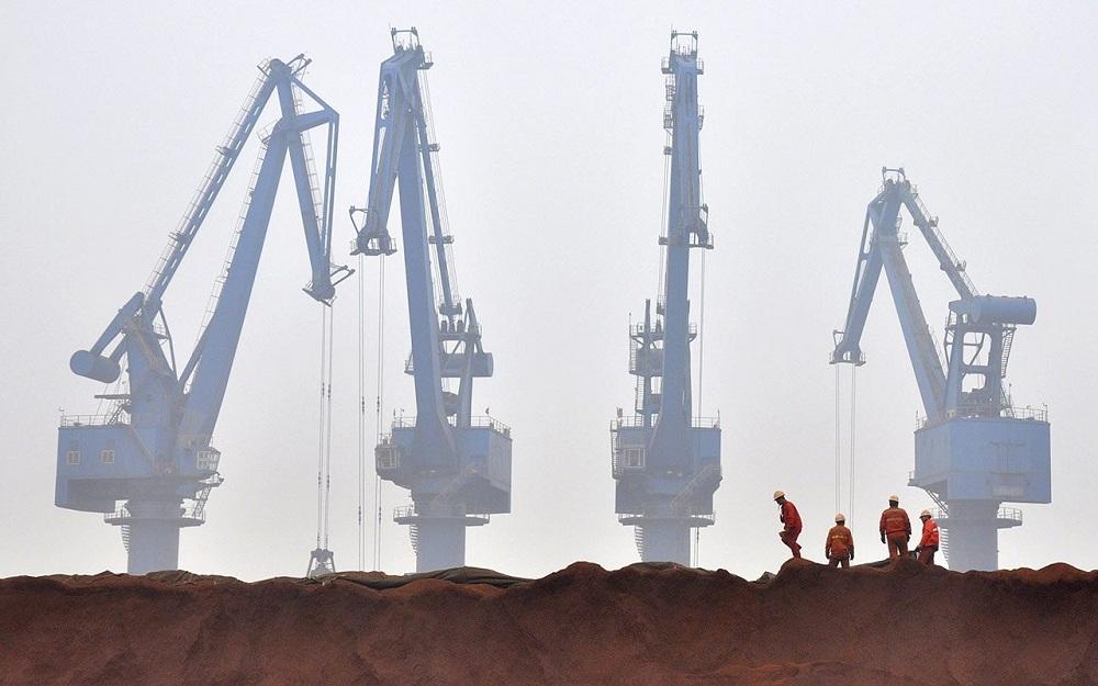 Нефтедобыча в Китае