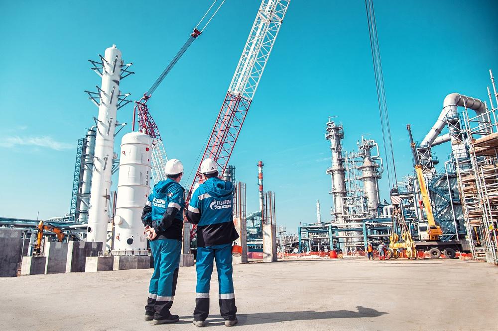 Нефтедобывающие предприятия России