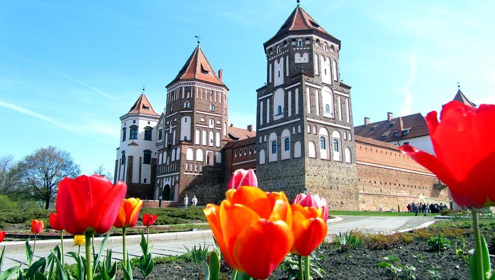 Посещение Белоруссии