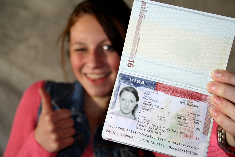 Требования к фотографии на американскую визу
