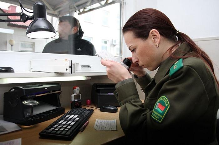 Виза в Белоруссию по прибытии