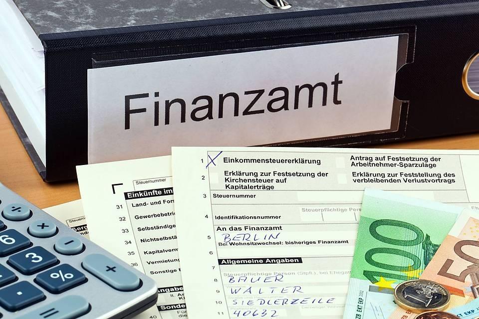 Возврат налогов в Германии