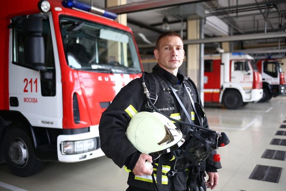 Зарплата пожарного
