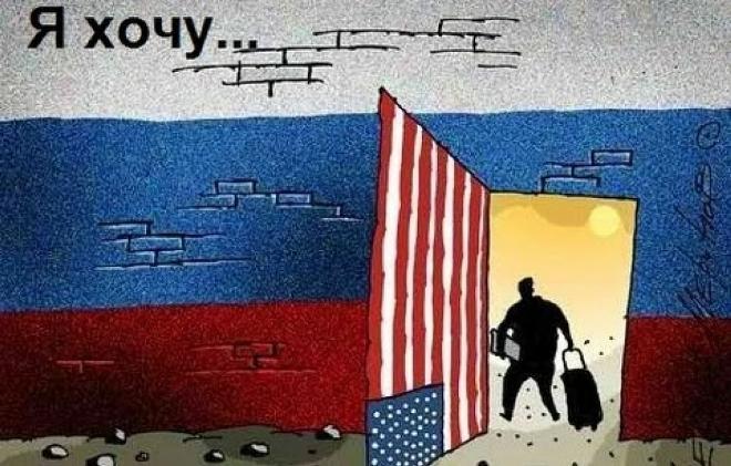 Эмиграция в США