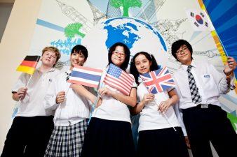 Обмен учениками между странами