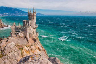 Переезд и жизнь в Крыму