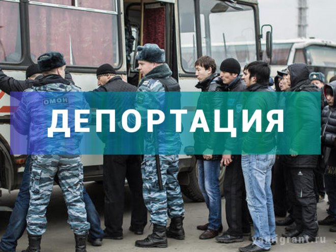 Как проверить, депортирован ли человек из России: способы