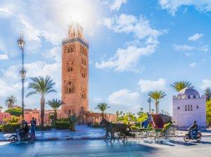 Виза в Марокко для Россиян в 2018 году: как попасть в Северную Африку?