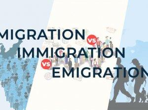 Эмиграция и иммиграция: в чем разница