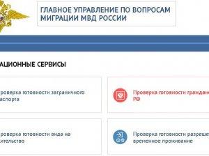 Проверка готовности гражданства РФ: как узнать