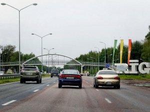Путешествие в Ригу на машине: популярные маршруты