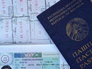 Виза в Польшу для белорусов: как оформить