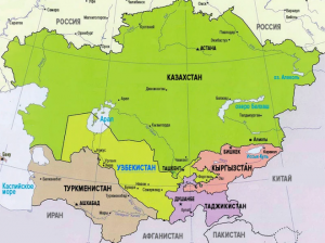 Средняя Азия: список стран, история, особенности культуры