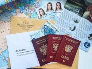 Образец приглашения для получения визы