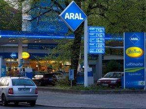 Цены на бензин в Германии: реальные цифры