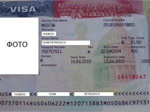 Гостевая виза в США: виды, требования и документы